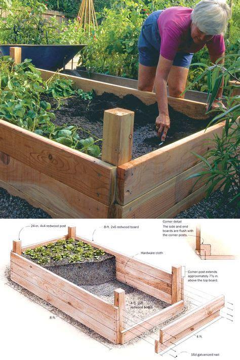 amazing diy raised bed gardens building  raised