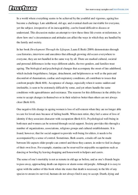 expository biography essay sle expository essay sle