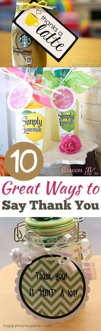 best 25 thank you ideas ideas on pinterest volunteer