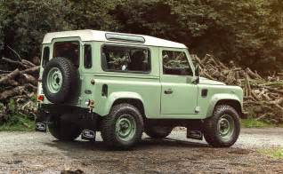 2015 land rover defender heritage edition picture 609170