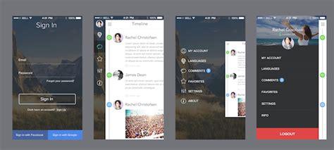 ios app design kit mega ios app design kit iphone and ios app ui design