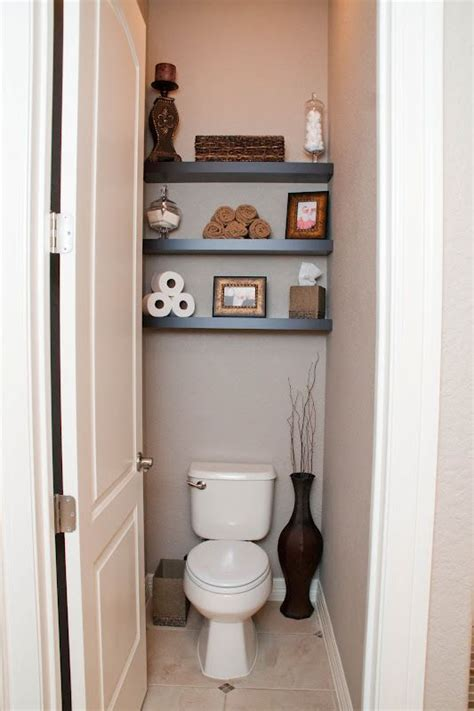 powder room shelves home