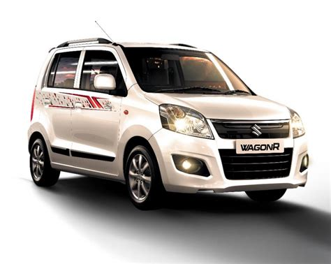 maruti wagonr felicity limited edition another limited run