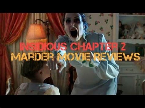 insidious film completo youtube insidious chapter 2 movie review youtube