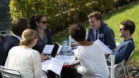 St Gallen Mba Fees by Of St Gallen Studying Bachelor Vwl Why