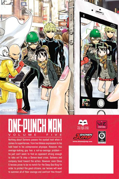buttons and blame volume 5 books one punch volume 5