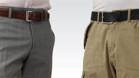Belt Pant belts for the 3 secrets to picking the right one