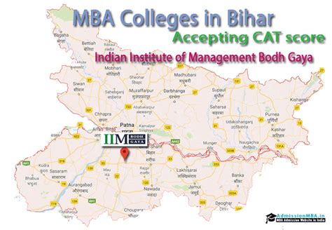 Mba Government In Bihar by Mba Colleges Accepting Cat Score In Bihar Cat Colleges Patna