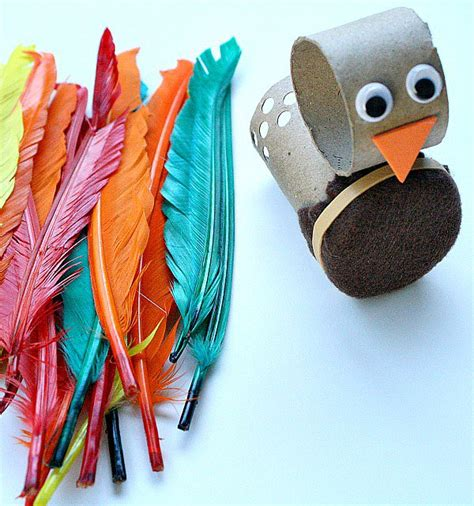Turkey Toilet Paper Roll Craft - turkey toilet paper rolls 19 cool thanksgiving crafts