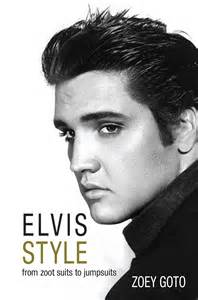 Cool Shed elvis style from zoot suits to jumpsuits elvis style book