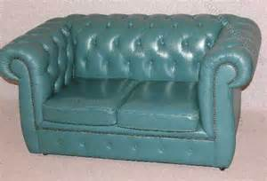 Antiques Atlas Turquoise Chesterfield 2 Seater Leather Sofa Turquoise Chesterfield Sofa