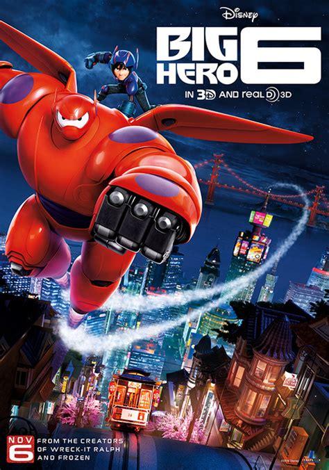 film gratis big hero 6 big hero 6 3 buoni motivi per vedere la nuova opera