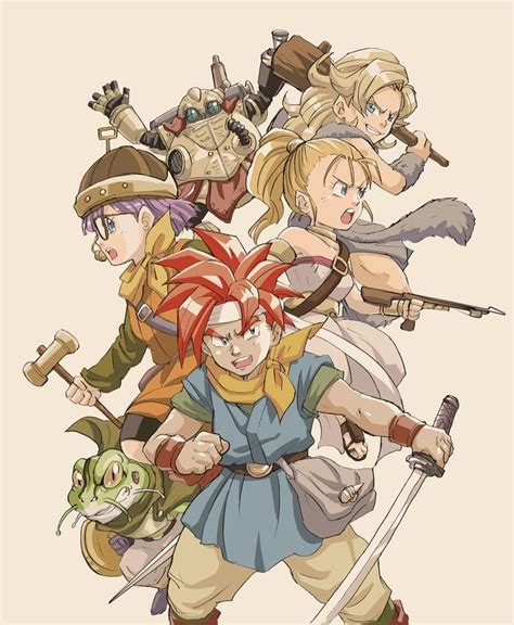 chrono trigger android chrono trigger wallpapers hd