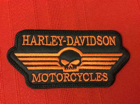 Diskon Harley Davidson Motor Cycles Patch 1000 images about harley patch on motorcycle patches sew on patches and biker patches