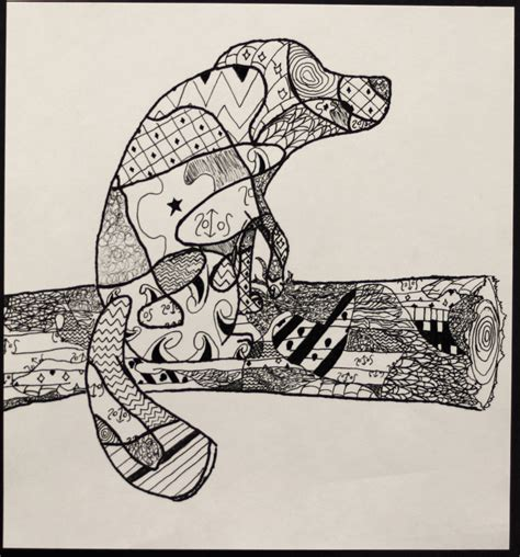 doodle lesson plan the smartteacher resource zentangle drawings