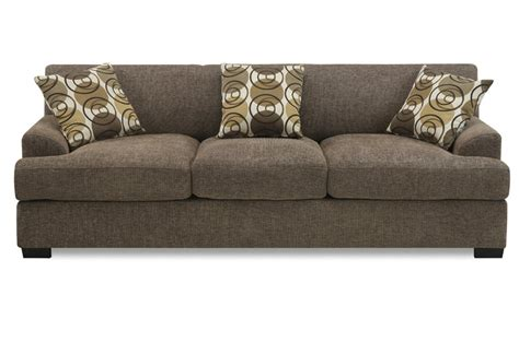furniture upholstery montreal poundex montreal iv f7450 beige fabric sofa steal a sofa