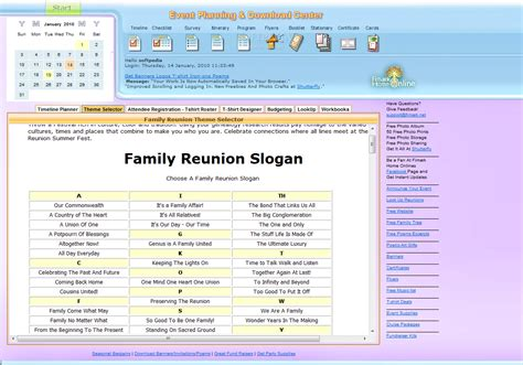 free family reunion planner templates free family reunion planner templates 28 images free
