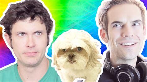 jacksfilms dogs gryphon the talking feat jacksfilms