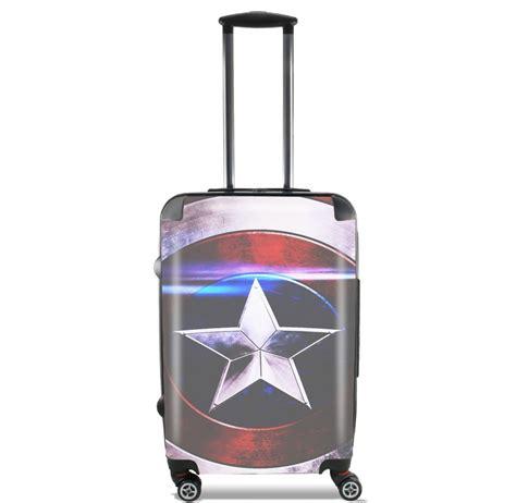 Captain America X2665 Samsung Galaxy A5 2017 Print 3d captain america shield tama 241 o de cabina maleta