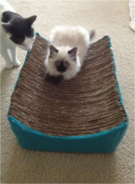 Jo In Scratching Pad best 25 cat scratcher ideas on cat houses