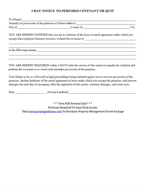 Letter To Lease Due To Mold Property Management Forms