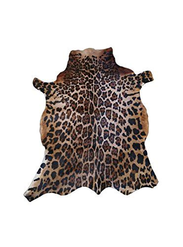 tappeti africani tappeto di pelo di leopardo 200 cm x 120 cm tappetino