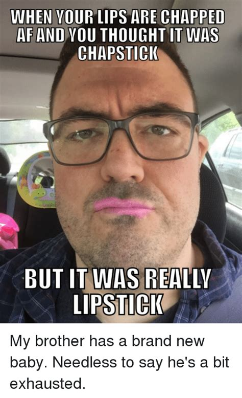 Chapstick Meme - chapstick meme 28 images i always thought it was myth