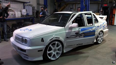 fast and furious jetta for sale see jesse from fast and furious 1 reunite with his vw jetta