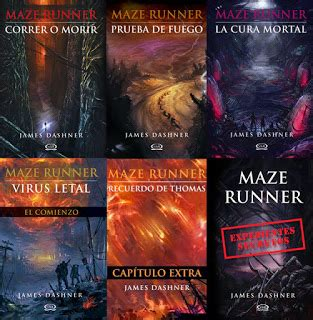 correr o morir libro pdf gratis the maze runner saga completa 6 libros james dashner descargar pdf