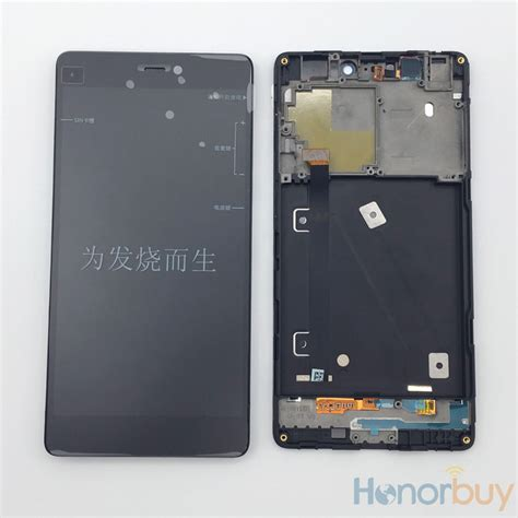 Lcd Mi4i black lcd display and touch screen for xiaomi mi 4i