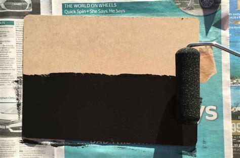 chalkboard paint prep ready for school chalkboards mini prep