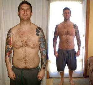 Travis down 40 pounds and counting
