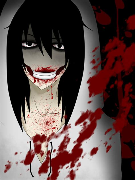 Anime Jeff The Killer by Jeff The Killer By Yumiipanconqueso On Deviantart