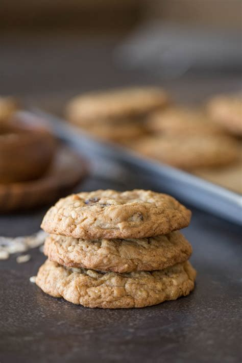 Do You Like Raisins In Your Cookies by Bakery Style Oatmeal Raisin Cookies Lovely Kitchen