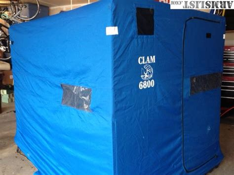 Clam 5600 Fish House