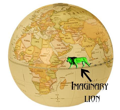 Souvenir Hers Map High Quality nairobi equator isiolo samburu grete s travels