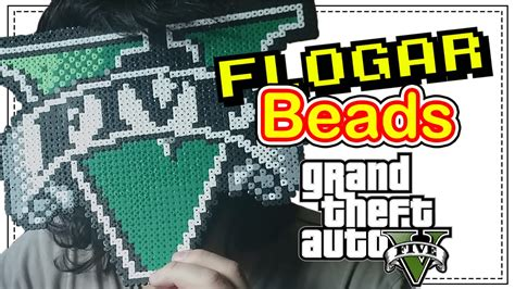 tutorial online de gta v logo gta v diy tutorial pearl hama beads para gamers