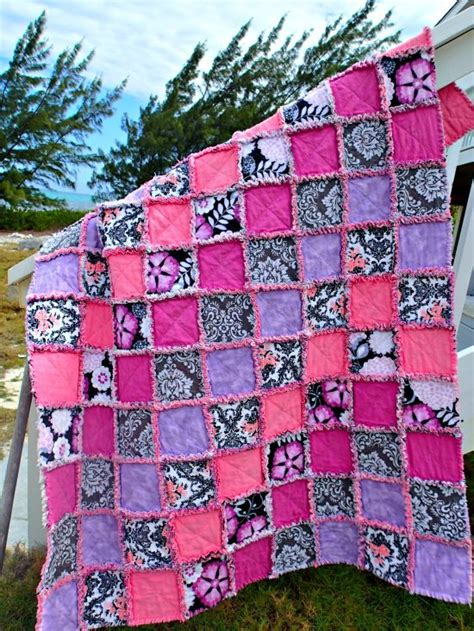 free printable rag quilt patterns adorable rag quilt allfreesewing com
