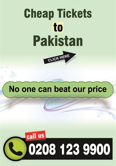cheap flights to pakistan book cheap flights holidays
