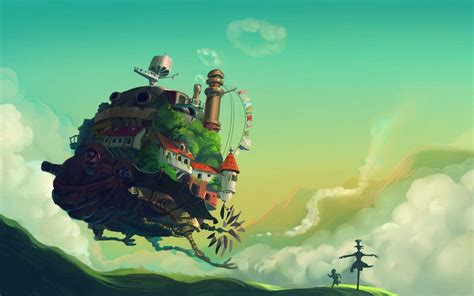 8 Amazing Studio Ghibli by Hayao Miyazaki Wallpapers Wallpaper Cave