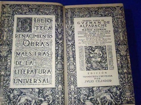 guzmn de alfarache spanish b06xx67vgh 17 best images about siglos de oro on
