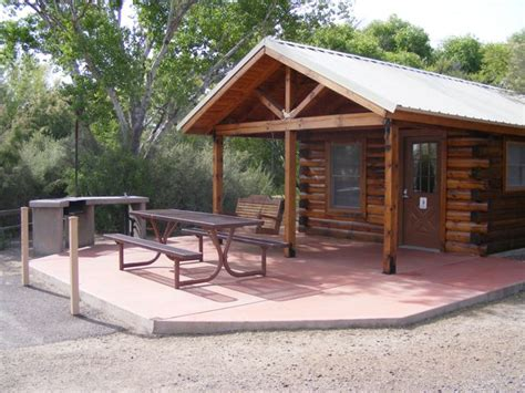 Roper Lake Cabins by Arizona State Parks Roper Lake Facilities