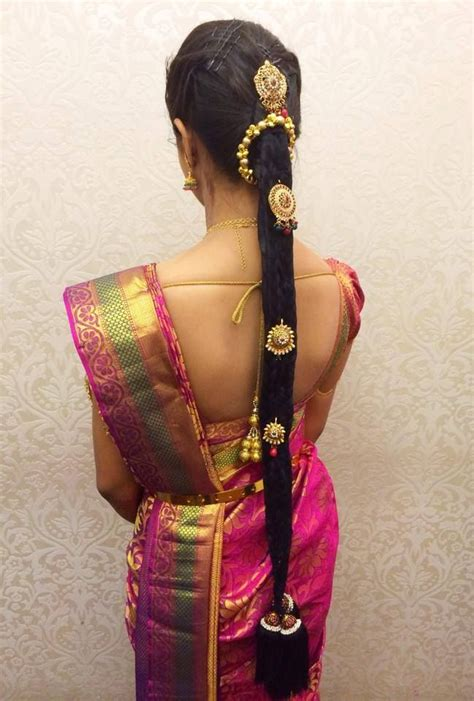 traditional hair traditional south indian bride s bridal braid hairstyle