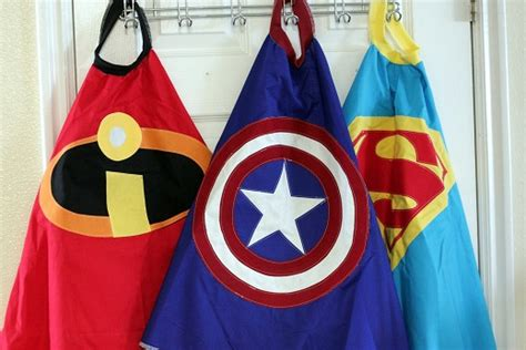 Handmade Capes - top gifts for boys vanilla