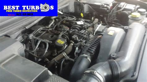 range rover engine turbo land range rover 2 7 turbo recon rebuild repair turbo