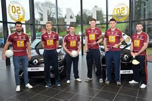 o briens renault dacia sponsorship boost for westmeath gaa