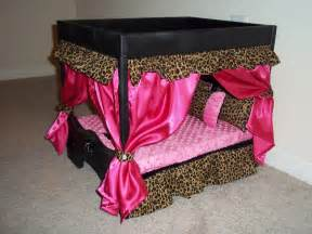 Canopy Dog Bed Dog Bed Lol So Cute Dream House Pinterest