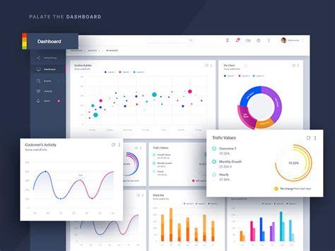great dashboard ui designs  web graphic design