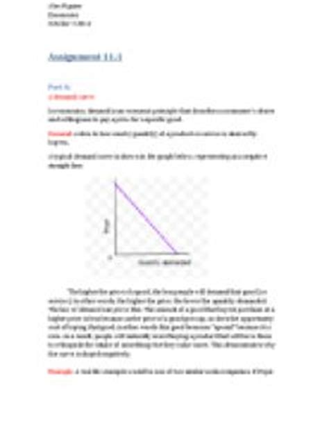 Demand And Supply Essay by Economics Essay On Supply And Demand And The Operation Of Markets International Baccalaureate
