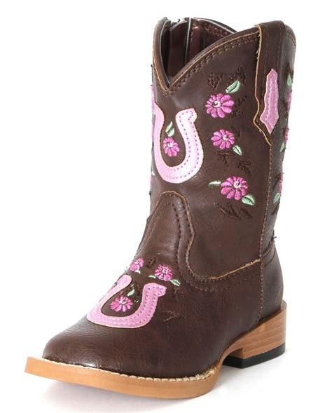 boots toddler roper 174 floral embroidered western boots toddler